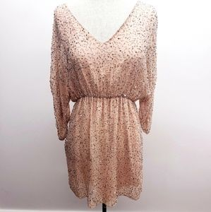 Alice + Olivia Sequin dress